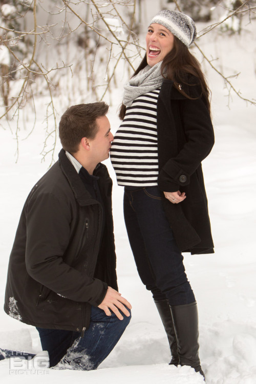 Maternity Photography - Matt and Lili